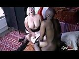 AgedLovE Lacey Starr Interracial Threesome