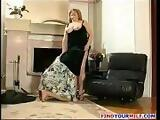 Russian Amateur Mom Goes Wild 09